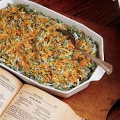 Creamed Green Beans Casserole Recipe