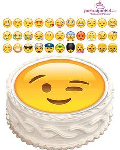 Emoji Doğum Günü Pastası https://www.pastasipariset.com/1808-emoji-resimli-pasta.html