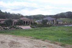 The homes at Ventana Hills
