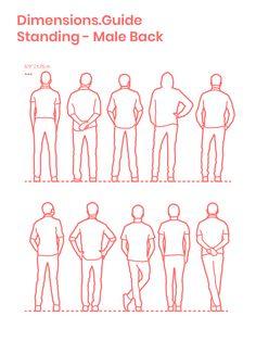 Back Drawing, Human Drawing, Human Figure Sketches, Figure Sketching, Sketches Of People, Drawing People, Drawing Reference Poses, Drawing Poses, Drawing Lessons