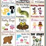 Preschool,+Tot,+and+Kindergarten+Printable+Packs