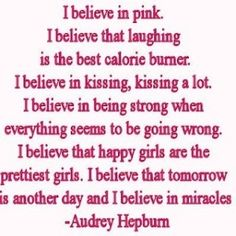 Audrey Hepburn - my favorite actress