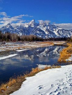 Grand Teton National Park, Wyoming by Matt McGrath Photography, via Flickr