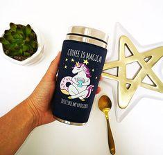 Fairytale gift Unicorn gifts Unicorn tumbler travel cup