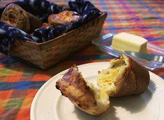 Tillamook Cheddar Popovers! #Brunch #Breakfast #Recipe http://www.tillamook.com/community/loaflifeblog/cheddar-breakfast-popovers/?utm_source=pinterest&utm_medium=social+media&utm_campaign=general