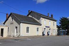 Image illustrative de l'article Gare de Chantonnay