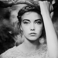 Amazing portrait photography by Hilda Randulv