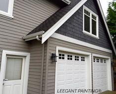 Sherwin Williams Body Is Acier Trim Is Mindful Gray And