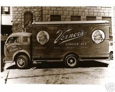 "Today I learned that a Boston Cooler (float made w/ Vernors ginger ale, from Detroit) is named for the Boston-Edison neighborhood, home of the soda shop where it was created. This has caused perpetual confusion b/c it has nothing to do with Boston, MA, though no one (even from Detroit) ever seems to know where the ""Boston"" part came from. Now I can spread the word!"