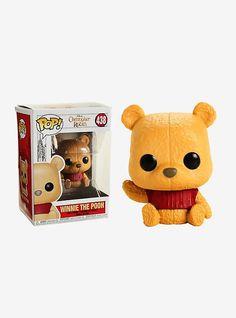 Funko Pop! Disney Christopher Robin Winnie The Pooh Vinyl Figure
