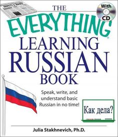 Learning Russian is an exciting challenge--even saying hello and goodbye seems daunting! Whether you're planning a trip to Russia or adding a valuable second language to your resume, this book is just