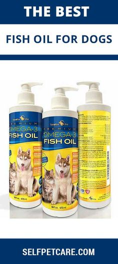 TerraMax Pro Premium Liquid Fish Oil for Dogs and Cats Best Fish Oil, Omega 3 Fish Oil, Oils For Dogs, Best Dogs, Your Pet, Dog Cat, Puppies, Pets, Cubs