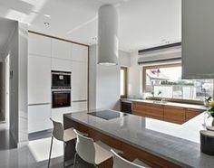 Nela - Atlas - zdjęcie od Atlas Studio Interior Design Gallery, Kitchen Cabinetry, Lounge, Studio, Table, Furniture, Home Decor, Countryside, Kitchens