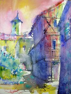 Quartier des Jacobins Agen / Old quarter at Agen ( France) (by Christian Couteau)