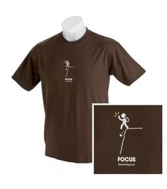 Focus T-Shirt - $16.99. #FathersDay
