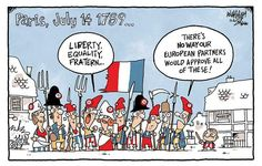 Our cartoonists keep bashing #Europe (and rightly so); here's a perspective from the French Revolution, by Tasos Anastasiou: http://www.cartoonmovement.com/cartoon/22261