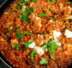 Vegetarian Friday! Barley, Tomato and Garlic Risotto by Yotam Ottolenghi