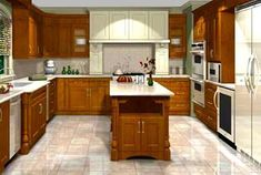 41 best 3d kitchen design images 3d kitchen design cuisine design rh pinterest com