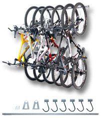 Bike rack. Garage Storage Racks