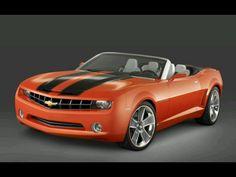 2010 Chevy Camaro SS Convertible