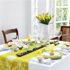 Galleria foto - Come decorare la tavola pasquale Foto 26
