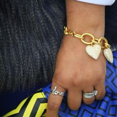 My style: Ray-Ban aviator sunglasses, Faux fur vest, Gap oxford shirt, H blue pencil pants, ASOS chevron Print Clash Roll Top clutch, J. Crew pave heart bracelet, Ann Taylor Scribble Silk scarf, Zara Pointed toe d'Orsay pumps, Love ring