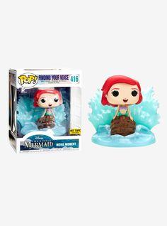 Funko Disney Treasures Under The Sea Box Hot Topic Exclusive,