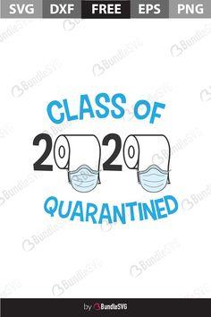 Class of 2020 | BundleSVG.com Custom Graduation Caps, Graduation Ideas, Yearbook Pages, Yearbook Ideas, Free Svg Cut Files, Class Of 2020, Silhouette Machine, Vinyl Cutting, Vinyl Crafts