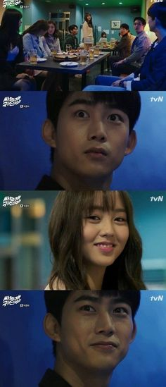 [Spoiler] Added final episode 16 captures for the Korean drama 'Bring It On, Ghost' – wanderlust Bring It On Ghost, Lets Fight Ghost, Korean Drama Movies, Korean Dramas, Kwon Yool, Exo Bts, It's Okay That's Love, Kdrama, Who Are You School 2015