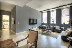 manhattan grey living room