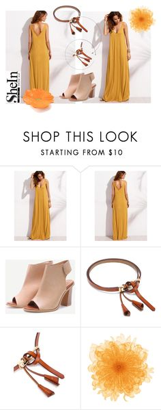 """""""shein 5/VIII"""" by obsessedwithnicestuff ❤ liked on Polyvore featuring Sheinside, shein and loveshein"""