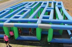 STOKES5 for $5 off Nashville Insane Inflatable 5K Obstacle Fun Run - 2016