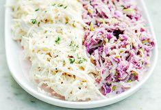 przepisy na surówki obiadowe...surówka z selera z majonezem...surówki obiadowe z czerwonej kapusty szpiczastej...tanie surówki do obiadu Vegan Vegetarian, Main Dishes, Cabbage, Food And Drink, Cooking Recipes, Dinner, Vegetables, Desserts, Blog