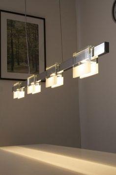 Philips LED Design Hängeleuchte Glas Pendelleuchte Hängelampe Pendellampe Lampe…
