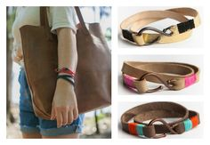 FashionABLE handmade leather wrap bracelets help artisan women support their sisters in Ethiopia
