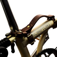 ODIN's stylish solution to carry your Brompton with ease. Pick up your Brommie when it's folded or when ...