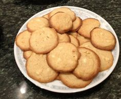 Bailey's Irish Cream Cookies