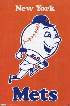 Mets - Retro Logo