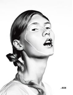 Streeters - Artists - Makeup Artists - Isamaya Ffrench - Editorial