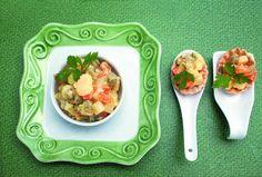 Ensalada De Verduras Y Sus Variaciones - Cocina Y Sabor - Estampas