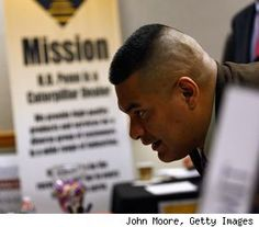Vets - Suggestions for finding a job after military life?