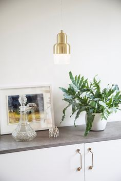 Mini Brass metal pendant light fixture with a glass shade Colon. Click for detailed info  #sessak #lighting #sisustus #valaisin #new #newin #pöytävalaisin #interior #inredning #interior #Vintage