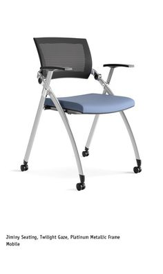 Jiminy Chairs - National Office Furniture - with arms
