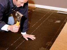 HOW TO INSTALL PREFINISHED SOLID-HARDWOOD FLOORING