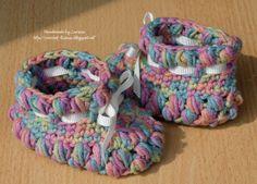 Crochet-licious: Babyslofjes