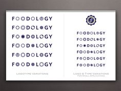 Foodology Identity by Somewhere Else