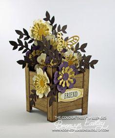 Planter Box Card