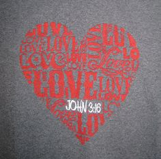 Christian TShirt Apparel by RootedApparel on Etsy, $12.00