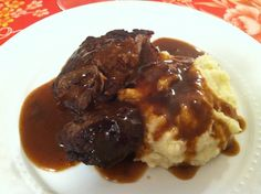 Pot Roast- meat and potaotes....what every Dad wants this Father's Day...this is a simple and simply delicious recipe!