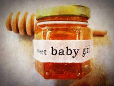Honey Wedding Favor Honey Baby Shower Favor Sweet Girl Meant to Be Mini Jar 24qt   eBay